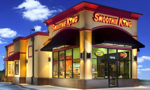 Smoothie King Reports Same-Store Sales Increase Of 10.3% In Third Quarter