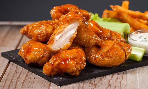 The New Miami Subs Grill Debuts Boneless Wings Promotion