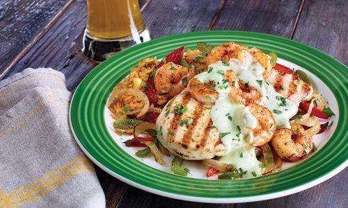 recipe: margarita chicken and shrimp recipe applebees [2]