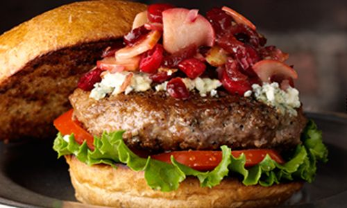 Fuddruckers Unveils 'Autumn in a Bun'; Gourmet Turkey Burger Available At All Locations Through December 31