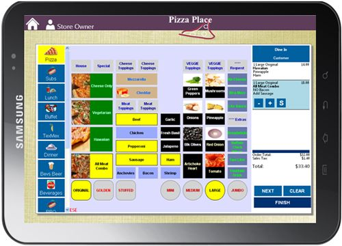 Granbury Solutions Launches Thr!ve Restaurant Point-of-Sale for Tablets