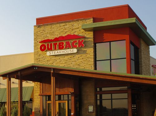 Outback Steakhouse Brings New Look To Mobile