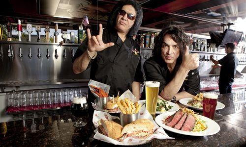 Paul Stanley and Gene Simmons of KISS to Open Rock & Brews Paia on Maui