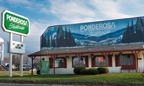 At 50 Years Young Bonanza And Ponderosa Steakhouse Restaurants Look