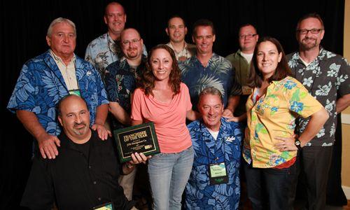 Quaker Steak Lube Awards Jdk Management Co As 2013 Franchisee Of