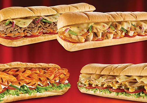 SUBWAY Restaurants Turns Up The Heat: Chain Introduces Fiery FOOTLONG Collection, Subs Featuring Creamy Sriracha Sauce