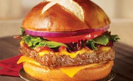 Is the Year of the Bun Over? Wendy's Ends Pretzel Burger