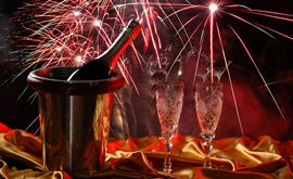 Chain restaurants cash in on New Year's Eve