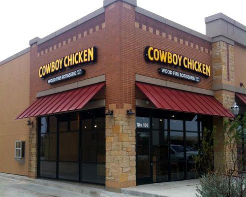 Cowboy Chicken Now Open in Forney – First-Ever Drive-Thru