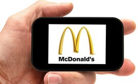 McDonald's Tests McD App at 1,000 Stores to Lure Millennials