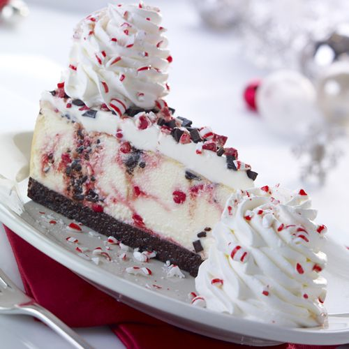 The Holidays Are Twice as Nice with Two Seasonal Offers from The Cheesecake Factory