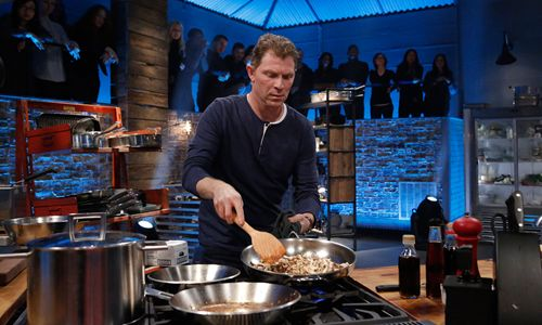 Bobby Flay Faces Off Against Chefs From Across The Country In Brand-New Primetime Competition Series 'Beat Bobby Flay'