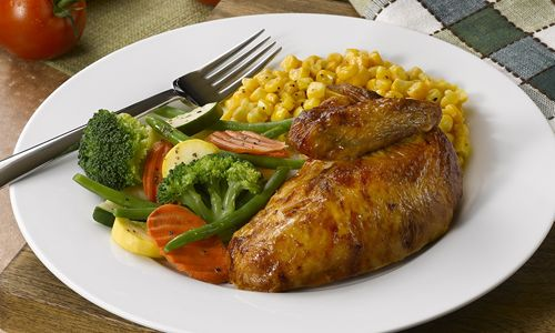 Boston Market Offers Health Conscious Consumers More Than 100 Meals under 550 Calories