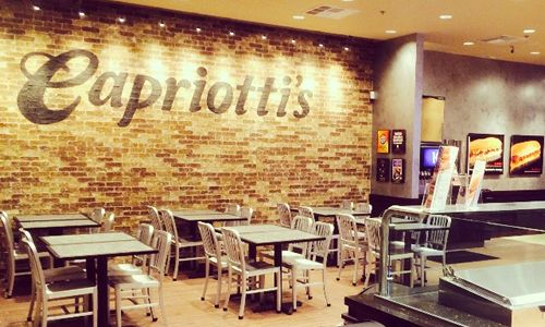 Capriotti's Sandwich Shop Widens Orange County, CA Presence