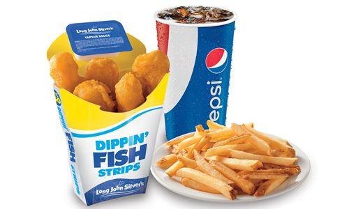 Long John Silver's Debuts Dippin' Fish Strips