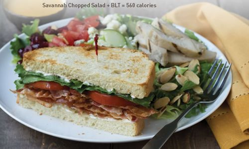 "McAlister's Deli Features ""Lite Choose Two"" Menu Offering More Than 200 Options Under 600 Calories"