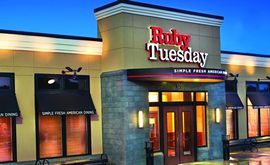 Ruby Tuesday to close 30 restaurants
