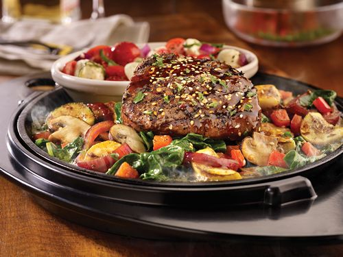 TGI Fridays Rings in the New Year by Offering New Lighter Choices in Menu Offerings and Beverage Selections