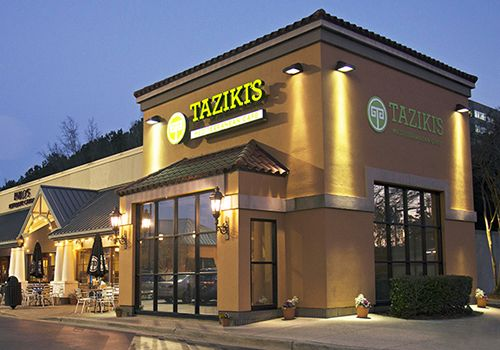 Taziki's Mediterranean Café's 2014 Growth Plans Include Expansion In At Least 11 States