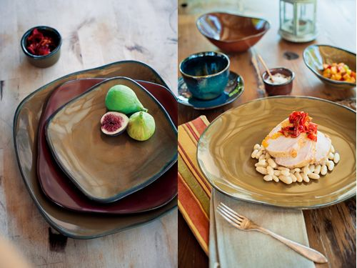 Tuxton China Releases the Artisan Collection
