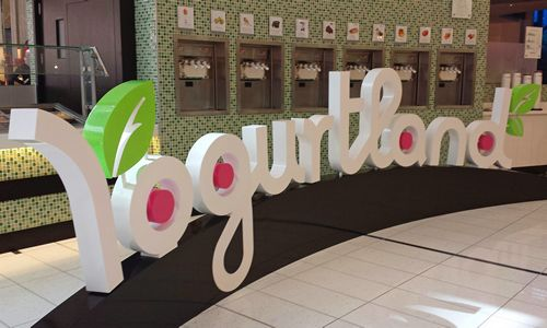 Yogurtland Debuts in the Middle East, Opens First Store in Dubai