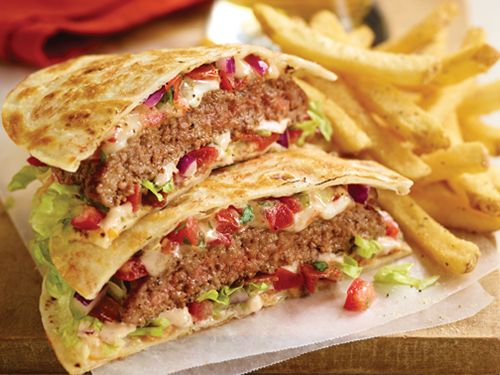 Applebee's Quesadilla Burger Elevated to Rare Status; New Citrus Lime Sirloin and Chicken & Shrimp Tequila Tango Added to 2 for $20