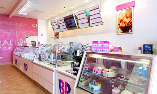 Baskin-Robbins Franchise Opportunities Available In San Diego