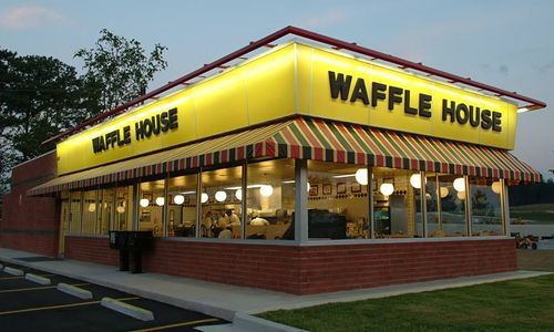 Waffles Are For Lovers! Celebrate Valentine's Day At Waffle House Restaurants