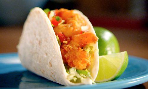 Del Taco Makes a Splash With Return of Crispy Shrimp