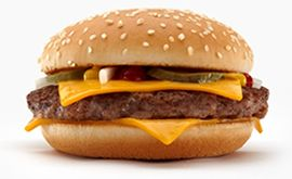McDonald's to expand 'build your own burger' trial