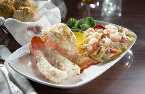 Red Lobster Offers Largest Variety of Lobster Entrees During Lobsterfest