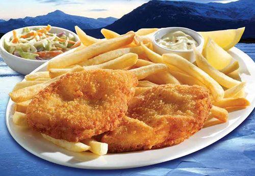 Roy Rogers Restaurants Reels in Icelandic Cod
