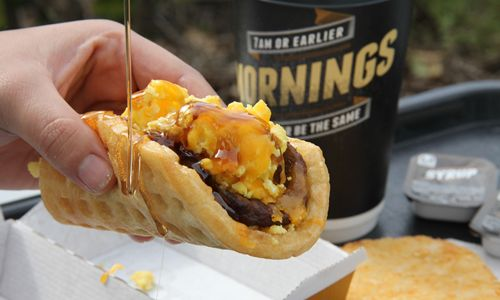 Taco Bell Restaurants Rolling out Breakfast Nationwide