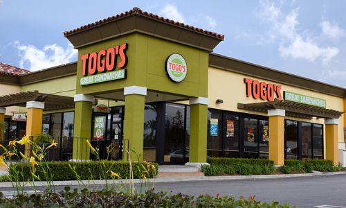 Togo's Ends 2013 With 48 New Franchise Agreements Throughout The West