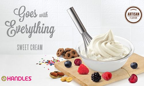 16 Handles Expands Frozen Yogurt Flavor Menu and Launches Contest