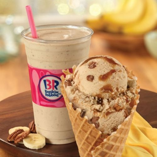 BaskinRobbins Goes Bananas With New Flavor Of The Month Bananas