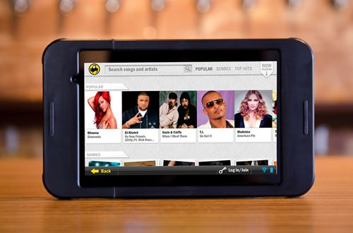 Buffalo Wild Wings and NTN Buzztime Bring Next-Generation Tabletop Tablets to North America, Giving Guests All-In-One Solution for Gaming, Music and Ordering Food