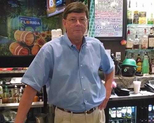 David Hollinger: Bleeding Green for Bennigan's in Northern Florida