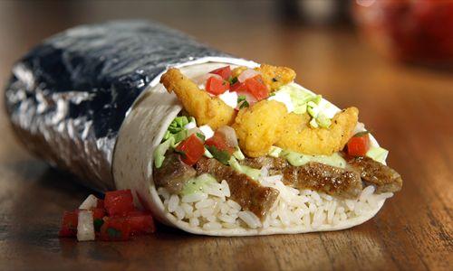 Del Taco Introduces New Epic Surf & Turf Burrito
