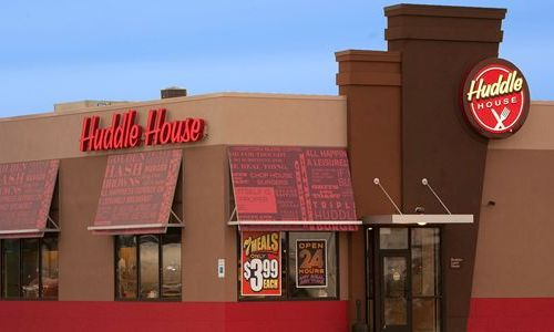 Huddle House Breakfast Franchise Drives Repeat Business With Affordable Meals