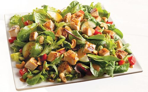 Wendy's Introduces Two Innovative, Chef-Inspired Salads