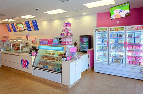Baskin-Robbins Franchise Opportunities Available In Los Angeles