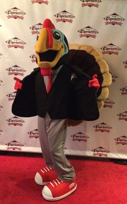 Capriotti's Unveils First Official Mascot
