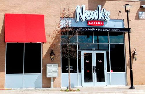 Newk's Eatery Will Open 10th Company-owned Restaurant Next Week in Honor of 10th Anniversary