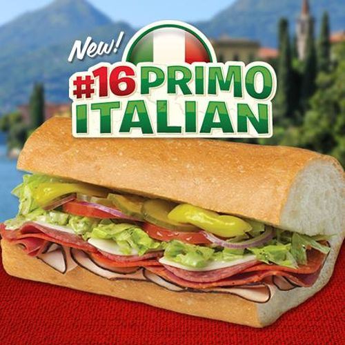 Togo's Introduces The #16 Primo Italian – Premium Hand Sliced Italian Sandwich
