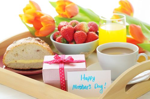 Celebrating Mother's Day with HealthyDiningFinder