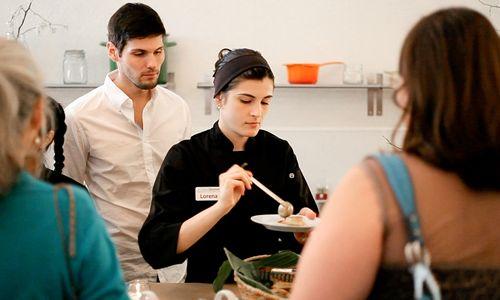 Healthy Cooking School Natural Epicurean Goes International