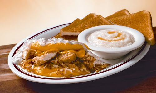 Huddle House Answers Guest Cravings With New Stuffed and Smothered Omelets