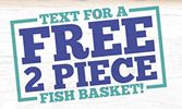 "Long John Silver's Gives Fans a ""Stake"" in The Greatest Two Minutes in Sports with FREE Two-Piece Fish Basket"