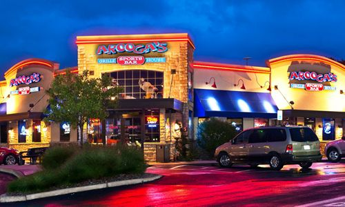 Moms Eat Free at Arooga's Grille House & Sports Bar on Mother's Day, Sunday May 11